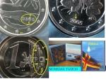 monedas del Mundo : Europa : Finlandia :  Aland 2005 con errores