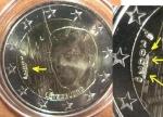 monedas del Mundo : Europa : Luxemburgo :  Luxemburgo 2€ conmemorativa 2007 s/c