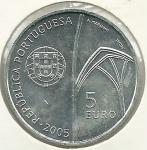 monedas de Europa - Portugal -  Monasterio de Batalla-Anverso