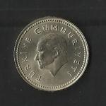 monedas de Asia - Turquía -  5.000 Lira./ anverso