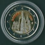 monedas de Europa - España -  Catedral de Burgos