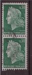 Sellos de Europa - Francia -  Marianne de Cheffer