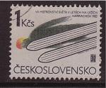 Sellos de Europa - Checoslovaquia -  harrachov 1983