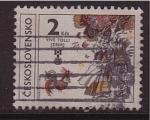 Sellos de Europa - Checoslovaquia -  Vive Tolli