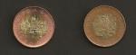 monedas de Europa - República Checa -  50 coronas checas
