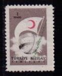 Sellos del Mundo : Asia : Turquía : Media luna roja