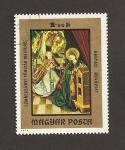 Sellos de Europa - Hungría -  Anunciación