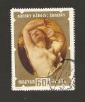 Stamps Hungary -  Despertar por Brocky Karoly