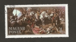 Sellos de Europa - Hungría -  300 aniv.Reconquista del castillo de Buda por Gyula Benzcurt