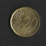 monedas de Europa - España -  Juan Carlos I / variante de cuño.