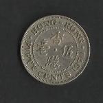 monedas del Mundo : Asia : Hong_Kong :  Elizabeth II / Reverso.