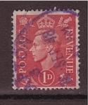 Sellos de Europa - Reino Unido -  george VI
