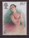 Stamps United Kingdom -  serie- Europa