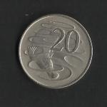 monedas del Mundo : Oceania : Australia :  Elizabeth II / Reverso.