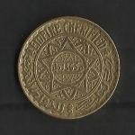 monedas del Mundo : Africa : Marruecos :  Empire Cherifien / 1365 / Mohamed V.