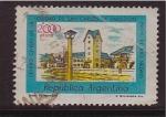 Stamps Argentina -  centro civico