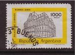 Stamps Argentina -  Palacio de Correos