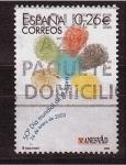 Stamps Spain -  Día mundial de la lepra