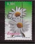 Sellos de Europa - España -  serie- Flora