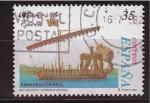 Sellos de Europa - España -  barcos de epoca