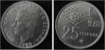 monedas de Europa - España -  JUAN CARLOS I