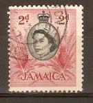 Sellos de America - Jamaica -  PIÑAS