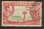 Sellos de America - Jamaica -  BANANAS
