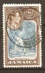 Stamps Jamaica -  SENDERO  DE  BAMBÙ