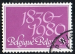 Stamps Belgium -  150 Aniversario de la independencia