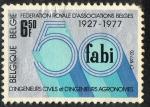 Stamps Belgium -  Federation Royale d'associations Belges