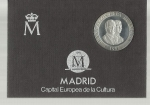monedas de Europa - España -  Juan Carlos I / plata - proof