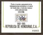 Stamps Honduras -  ANIVERSARIO   DE   COSESNA