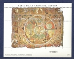 Stamps Europe - Spain -  TAPIZ DE LA CREACION GERONA