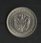 monedas de America - Colombia -  Jorge Eliecer Gaitan./ reverso