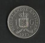 monedas de America - Antillas Neerlandesas -  Reina Juliana / reverso