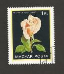 Stamps Hungary -  Rosas