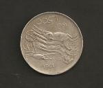 monedas de Europa - Italia -  Cuádriga