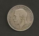 monedas de Europa - Reino Unido -  Rey Jorge V