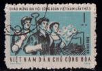 Sellos del Mundo : Asia : Vietnam : Congreso de sindicatos