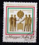Sellos de Europa - Hungría -  Consejos