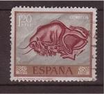 Stamps Spain -  homenaje al pintor desconocido