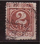 Stamps Spain -  correo postal