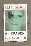 Stamps Austria -  No a la violencia contra las mujeres