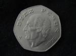 monedas de America - México -  MIGUEL HIDALGO
