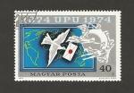 Sellos de Europa - Hungría -  Aniversario UPU