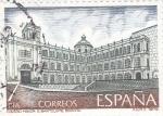 Sellos de Europa - España -  Colegio Mayor de San Bartolomé-Bogotá      (Q)
