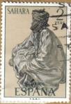 sellos de Europa - España -  SAHARA - Beduino
