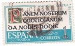 Stamps Spain -  Campaña Contra el Hambre     (Q)
