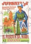 Sellos de Europa - España -  JUVENIA-97      (Q)