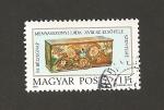 Sellos de Europa - Hungría -  Arcón de boda